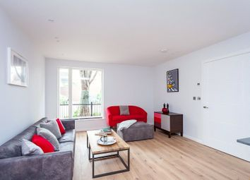 Thumbnail 2 bed flat for sale in Trinity House, Crayford Road, Tufnell Park, London