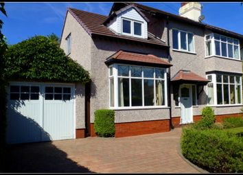 Thumbnail 4 bed semi-detached house for sale in Sherwood Road, Liverpool, Liverpool
