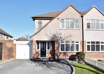 Chelmer Road, Upminster, Essex RM14. 3 bed semi-detached house for sale