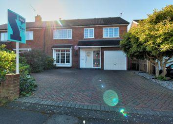 Thumbnail 5 bed semi-detached house for sale in Park Avenue, Penenden Heath, Maidstone