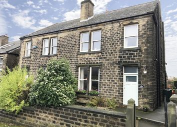 Thumbnail 4 bed semi-detached house for sale in Beaumont Street, Longwood, Huddersfield