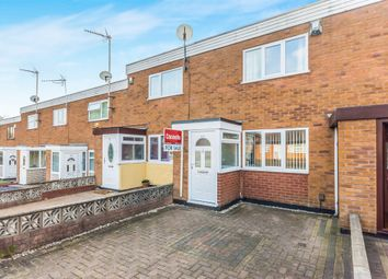 Thumbnail 2 bed terraced house for sale in St. Lukes Road, Wednesbury