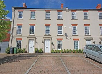 Thumbnail 4 bed town house for sale in Palmer Square, Birstall, Leicester, Leicestershire