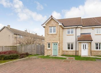 Thumbnail 3 bed end terrace house for sale in 45 Wallace Avenue, Wallyford, Musselburgh