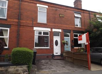 Thumbnail 2 bedroom terraced house for sale in Moorland Road, Woodsmoor, Stockport, Cheshire