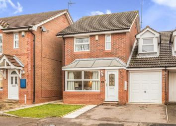 Thumbnail 3 bed link-detached house for sale in Delapre Drive, Banbury, Oxon, Oxfordshire