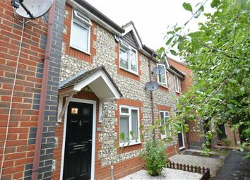Thumbnail 3 bed terraced house to rent in Gilbert Road, Chafford Hundred, Essex