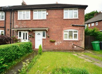 Thumbnail 3 bedroom semi-detached house to rent in Mersey Bank Avenue, Chorlton Cum Hardy, Manchester