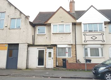 Thumbnail 3 bedroom terraced house for sale in Leicester Street, North Evington, Leicester