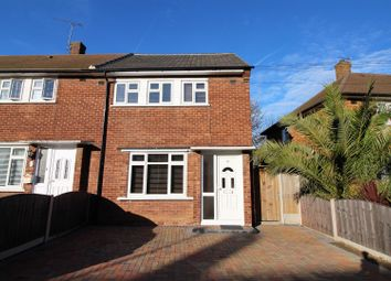 Thumbnail 3 bed end terrace house for sale in Shannon Way, Aveley, South Ockendon