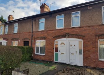Thumbnail 3 bedroom terraced house for sale in Ashmore Road, Radford, Coventry