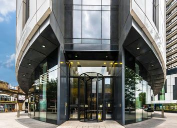 Thumbnail 2 bed flat to rent in Strata Tower, Elephant & Castle, London