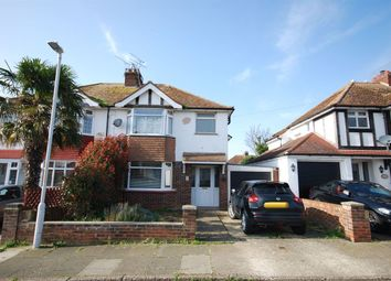 Thumbnail 3 bed terraced house for sale in Sussex Gardens, Birchington