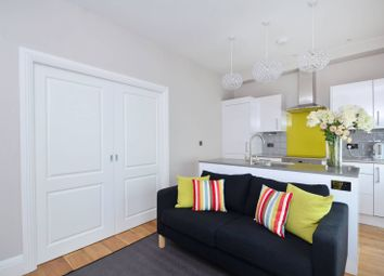 Thumbnail 1 bed flat to rent in Dawes Road, Fulham Broadway