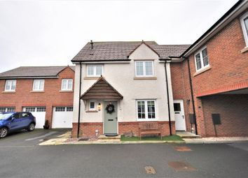 Thumbnail 2 bed terraced house for sale in Spinnaker Close, Fleetwood, Lancashire