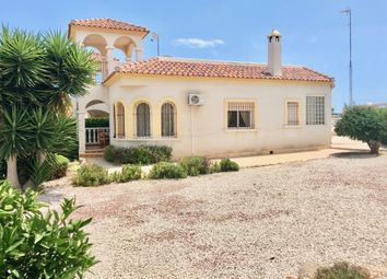 Thumbnail 3 bed detached bungalow for sale in Algorfa, Alicante, Spain