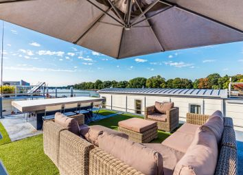 Thumbnail 3 bed houseboat for sale in Riverside Quarter Moorings, Wandsworth