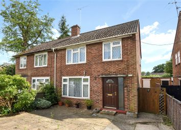 Thumbnail 3 bed semi-detached house to rent in Yorktown Road, Sandhurst, Berkshire