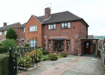 Thumbnail 2 bedroom semi-detached house for sale in Galleys Bank, Kidsgrove, Stoke-On-Trent