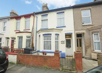 Thumbnail 3 bedroom terraced house for sale in Alfred Road, Dover