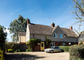 Thumbnail 3 bedroom semi-detached house for sale in New Road, Tostock, Bury St. Edmunds