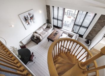 Thumbnail 2 bed duplex to rent in Telfords Yard, London
