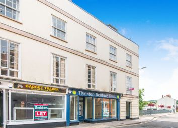 Thumbnail 2 bed flat for sale in Angel Hill, Tiverton, Devon