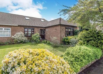 Thumbnail 3 bedroom bungalow for sale in The Rise, Gravesend, Kent, England