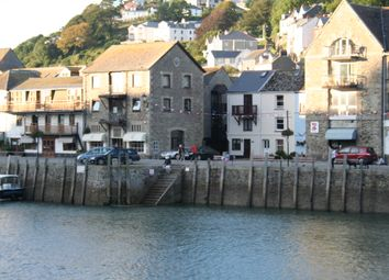 Thumbnail 2 bed flat to rent in Lower Street, Looe
