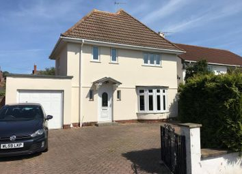 Thumbnail 3 bed detached house for sale in Irnham Road, Minehead
