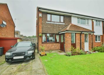 Thumbnail 2 bed semi-detached house for sale in Earlsway, Euxton, Chorley