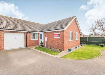 Thumbnail 3 bed bungalow for sale in Monarchs Road, Sutterton, Boston, Lincolnshire