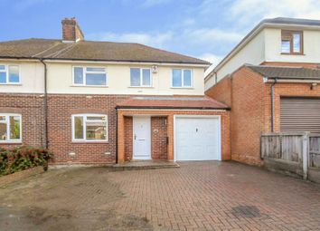 Thumbnail 4 bedroom semi-detached house to rent in Church Close, Mountnessing, Brentwood