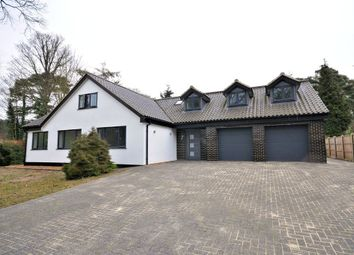 Thumbnail 5 bedroom detached house for sale in Holt House Lane, Leziate, King's Lynn