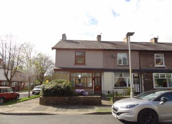 Thumbnail 3 bed terraced house for sale in Sackville Gardens, Brierfield, Nelson