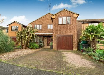 Thumbnail 4 bed detached house for sale in Stratford Way, Bricket Wood, St. Albans