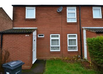 Thumbnail 4 bedroom end terrace house for sale in Caldy Walk, Rubery/Rednal, Birmingham