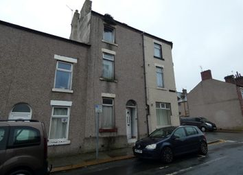 Thumbnail 4 bed terraced house for sale in 16 Cross Street, Barrow-In-Furness, Cumbria