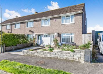 Thumbnail 3 bed end terrace house for sale in Mount Pleasant, Bryntirion, Bridgend