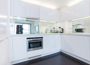 Thumbnail 1 bed flat to rent in Pan Peninsula, London