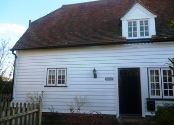 Thumbnail 2 bed cottage to rent in High Street, Hartfield