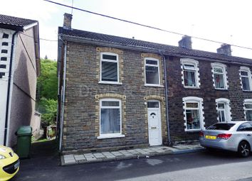 Thumbnail 3 bed end terrace house to rent in Crown Street, Crumlin, Newport, Gwent.