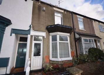 Thumbnail 3 bedroom terraced house to rent in St. Peters Avenue, Cleethorpes