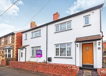 3 bed semi-detached house for sale in Hatherleigh Road, Abergavenny NP7