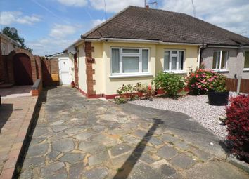 Thumbnail 2 bed semi-detached bungalow for sale in Felstead Road, Benfleet