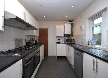 Thumbnail 8 bed terraced house to rent in Harriet Street, Cardiff