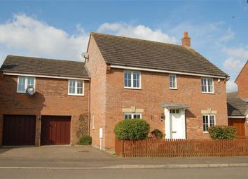 Thumbnail 5 bed detached house for sale in Morrison Park Road, West Haddon, Northampton
