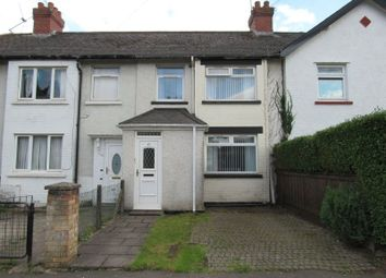 Thumbnail 3 bedroom terraced house for sale in Cambria Road, Cardiff