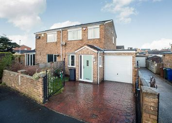 Thumbnail 3 bed semi-detached house for sale in Topcliffe Road, Barnsley