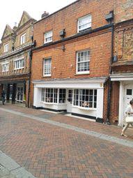 Thumbnail Retail premises for sale in High Street, Godalming